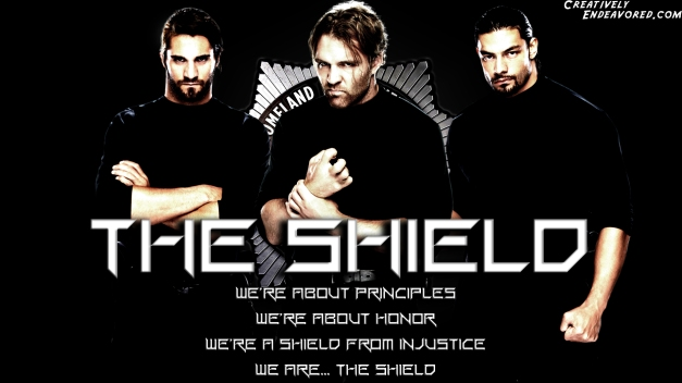 The Shield Wallpaper v2