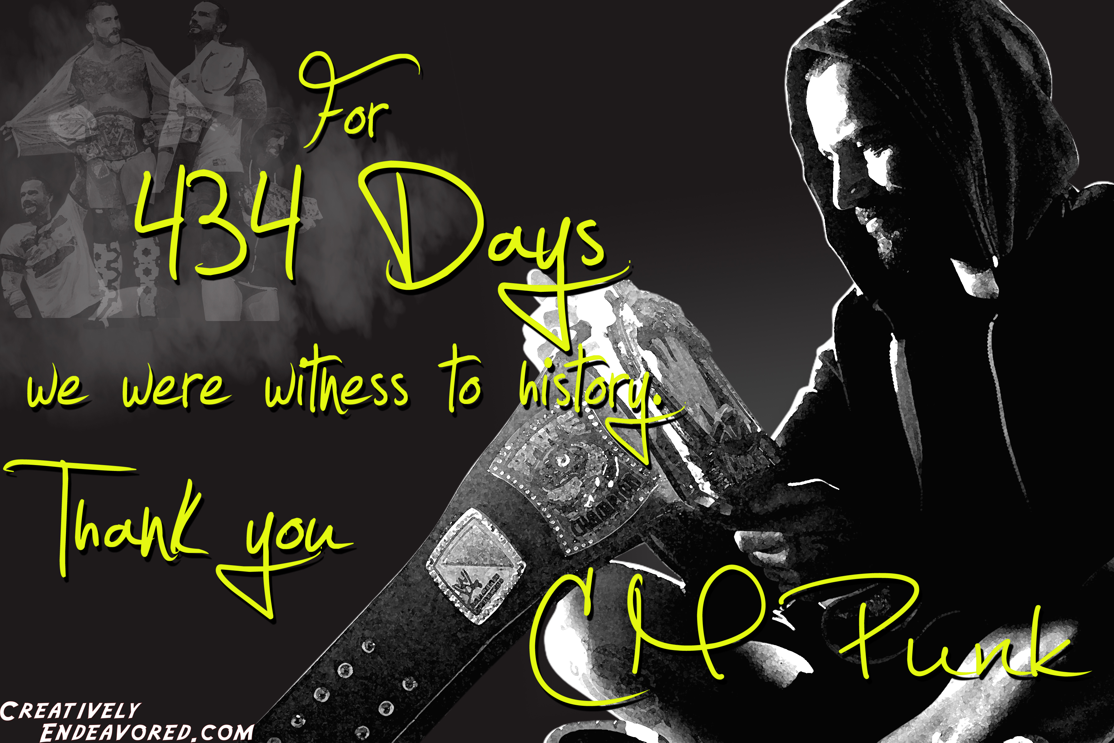Wallpaper wednesday cm punk 434 wallpaper creatively endeavored cm punk 434 wallpaper voltagebd Images