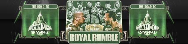 Royal Rumble 2013 Banner