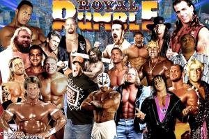 Royal Rumble Winners Wallpaper