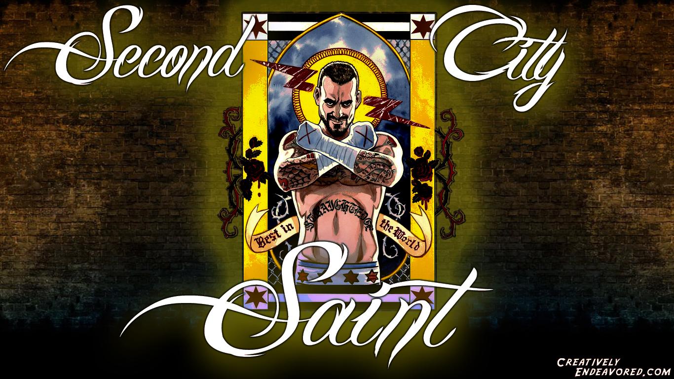 CM Punk New Wallpaper