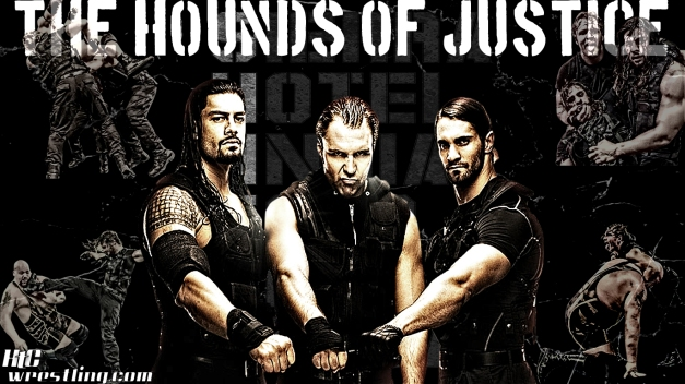 Hounds Of Justice Wallpaper